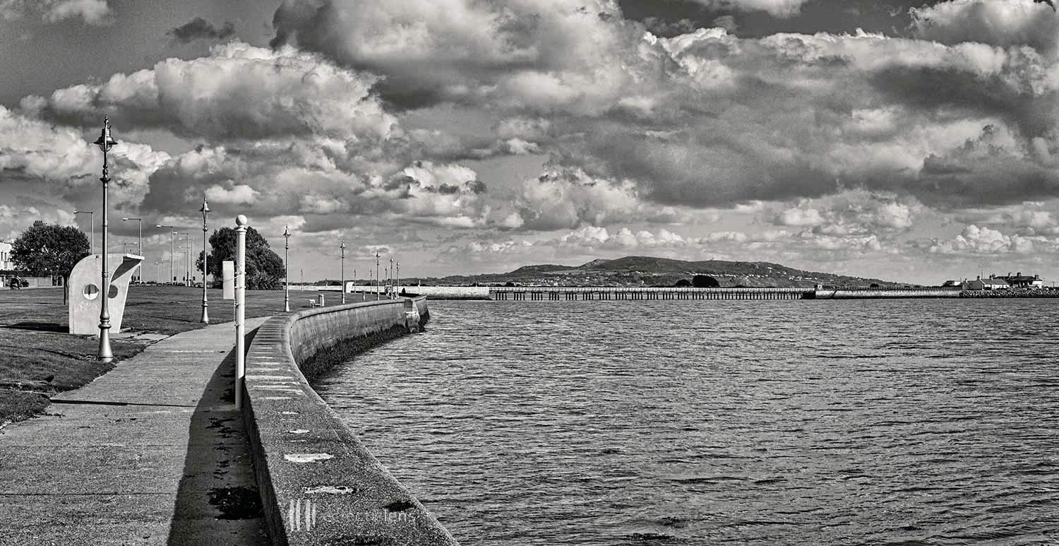 Howth from clontarf
